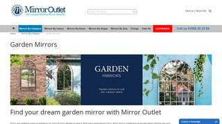 Mirror Outlet
