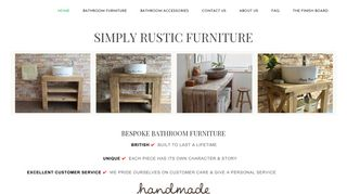 Simply Rustic Furniture