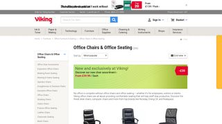Viking Direct Office Chairs