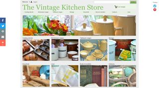 Vintage Kitchen Store