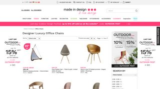 Made In Design Chairs