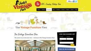 Judy's Vintage Furniture