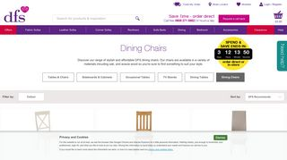 DFS Dining Chairs