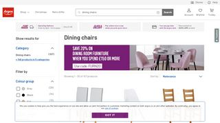 Argos Dining Chairs