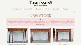 Tomlinsons Antique Furniture