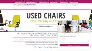 City Used Office Furniture