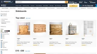 Amazon Sideboards