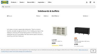 IKEA Sideboards & Buffets