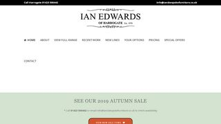 Ian Edwards Furniture